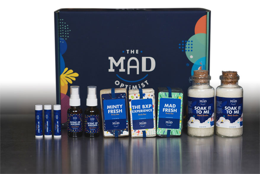 The MAD products