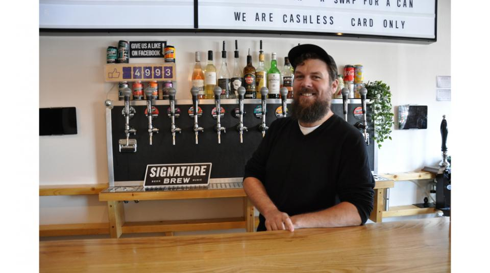 Sam McGregor Channels His Passions for Music Into the Acclaimed Signature Brew