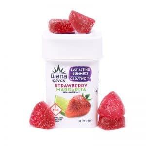 Wanna brands strawberry margarita hero