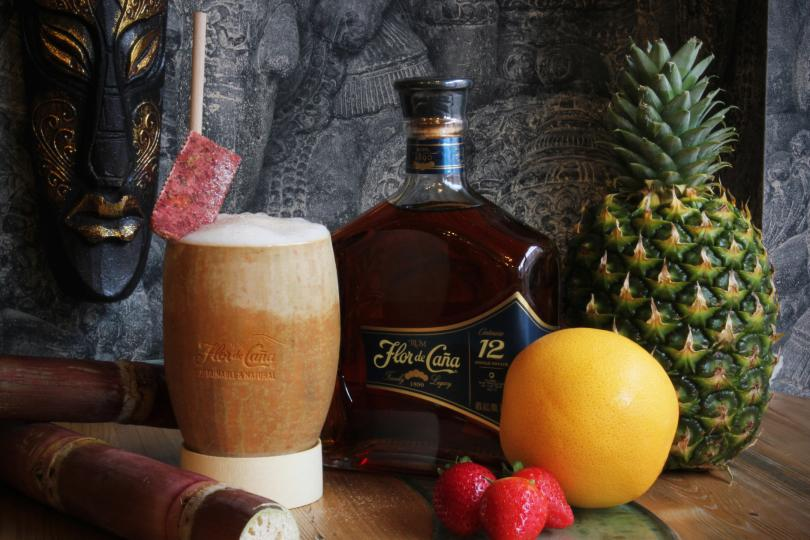 Sustainable Vice: A Zero Waste Cocktail For London Cocktail Week