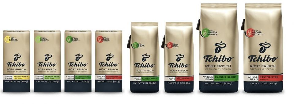 Tchibo Brings Fresh, Sustainable Coffee Experience to the U.S.