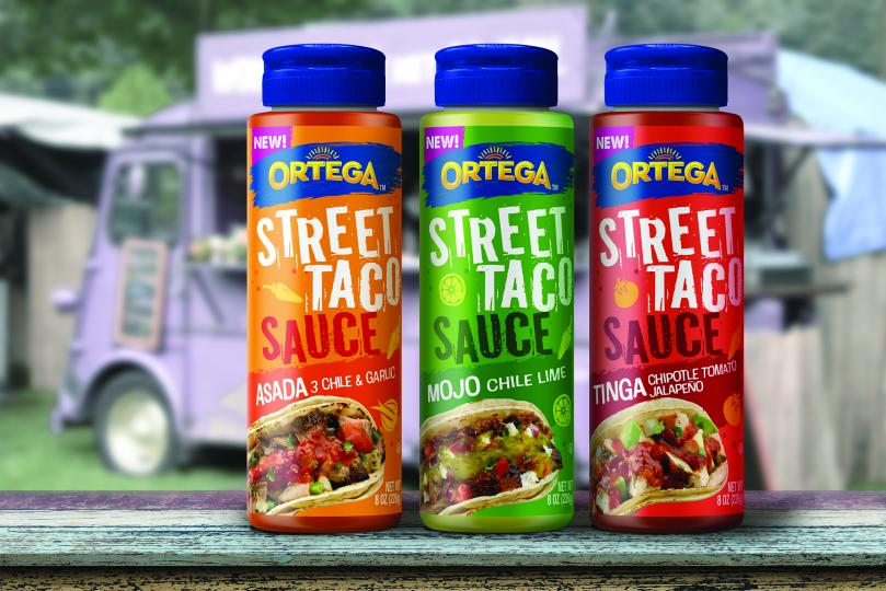 New Ortega Street Taco Sauces Drive Innovation In Mexican Aisle