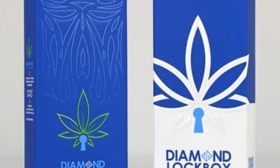 Picture of Diamond Packaging's new Lockbox carton