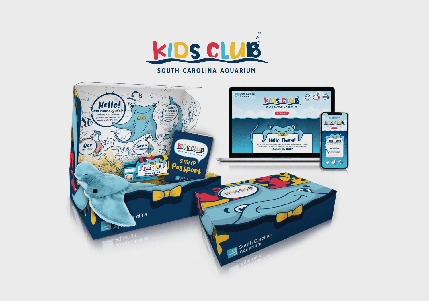 SCA Kids Club Collection