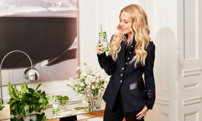 Rachel Zoe with Tanqueray Crafted Gin Cocktails in a Can