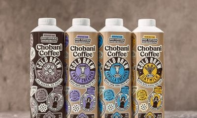 Chobani drinks