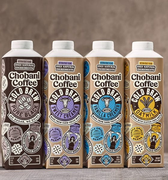Chobani drinks