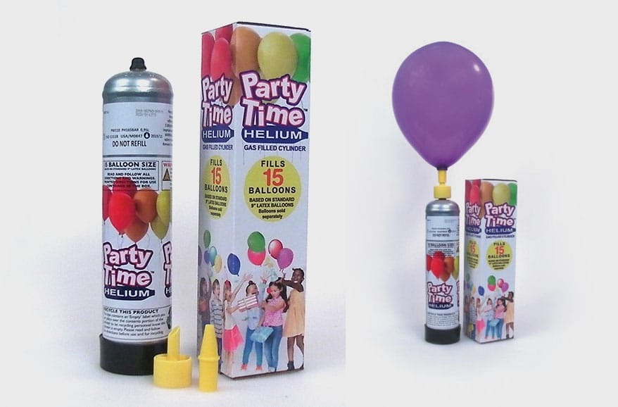 Leland Limited Inc.'s new Party Time Helium