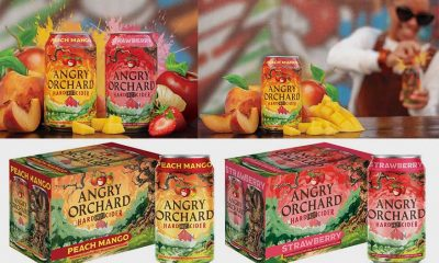 Angry Orchard Expands Hard Cider Product Line