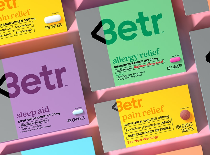 Betr Seeks to Disrupt the Over-The-Counter Medication Market