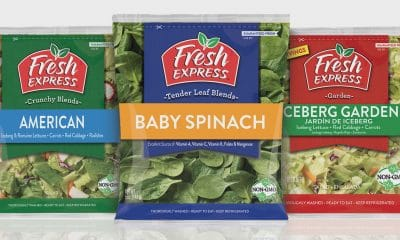 Packaged Salad Brand Refreshes Package Design