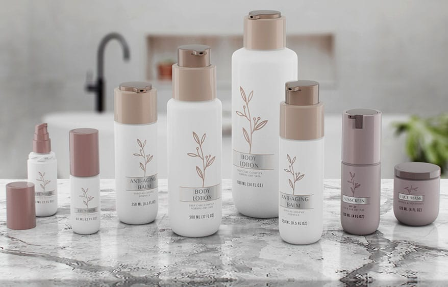 Ecommerce-Ready Personal Care Packaging