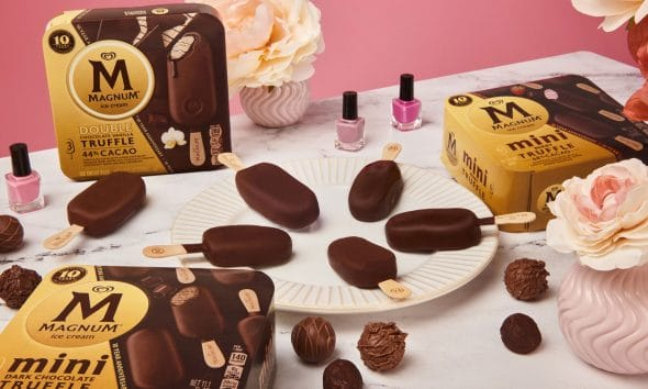 Magnum Celebrates 10 Years with New Look, Products