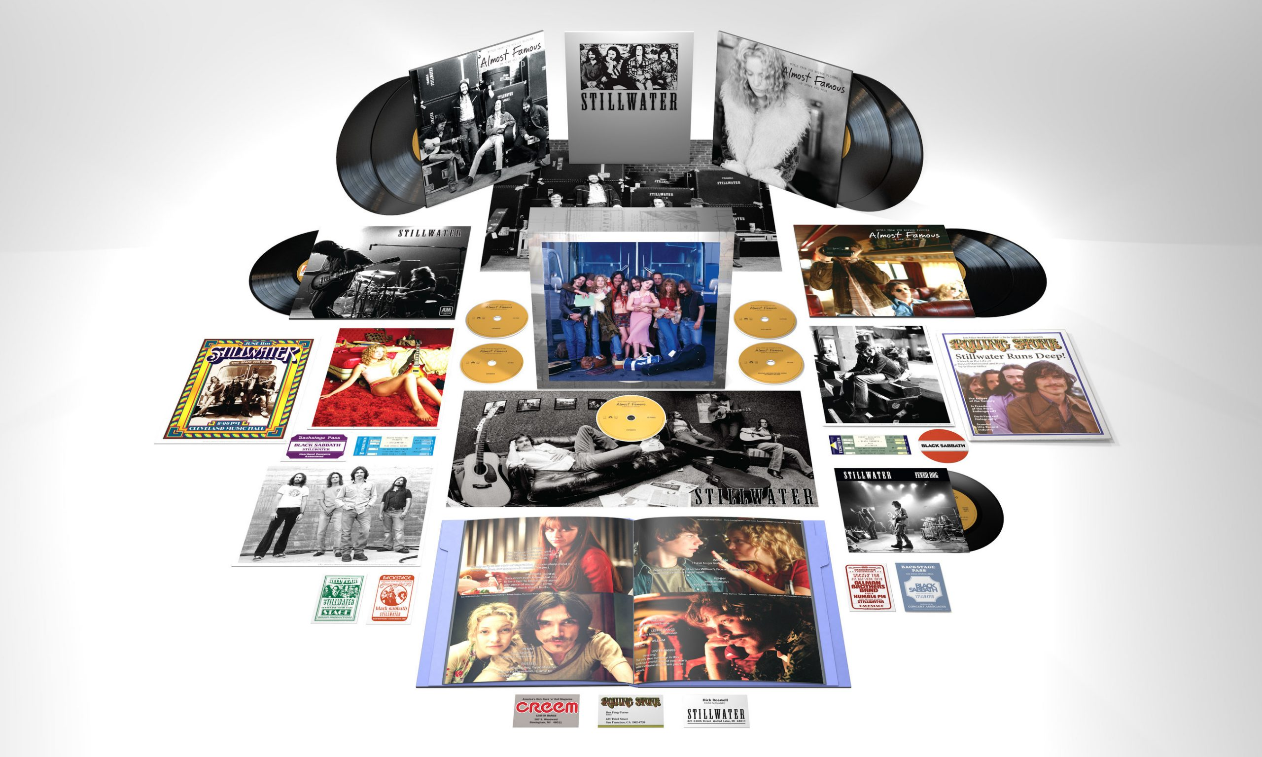 """""""Almost Famous"""" Expanded Soundtrack to Be Released as Uber Box Set"""