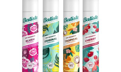 Batiste Dry Shampoo Rolls Out Newly Designed Lineup
