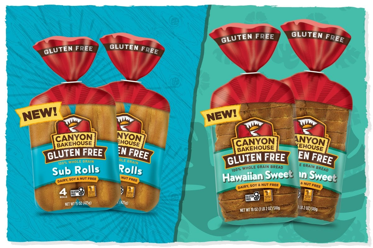 Gluten-Free Bread Maker Lifts Curtain on New Packaging