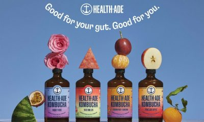 Health-Ade Revamps Brand Identity, Launches New Ad Campaign