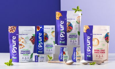 Pyure Organic Announces Rebrand of Plant-Based Sweetener Products