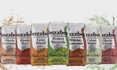 Buzzbox Cocktail Brand's Carton Packaging Receives Positive Response