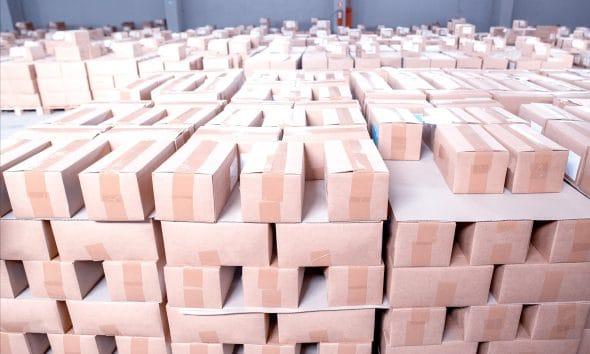 Packaging Shortage Hits Food Makers