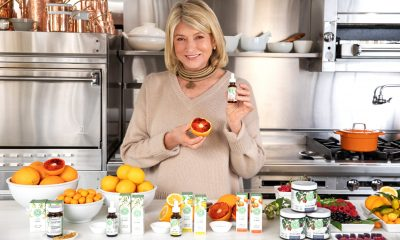 """""""I set out to create the most delicious CBD products on the market, drawing inspiration from some of my favorite recipes and flavor profiles from my greenhouse and gardens,"""" Martha Stewart remarks. """"My wellness gummies closely resemble the French confections, pâte de fruits, rather than the sticky, overly sweet versions you might find elsewhere."""""""