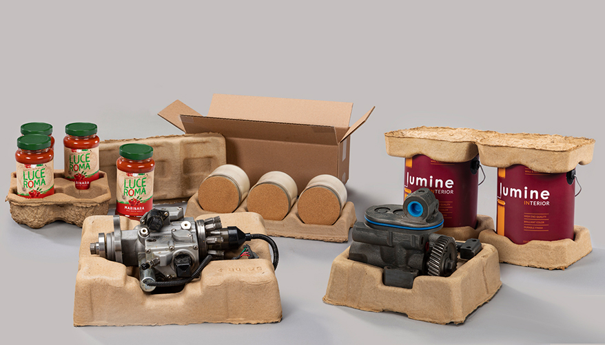 Interior Protective Packaging