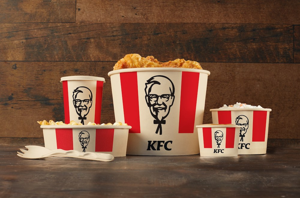 KFC Canada Commits to 100% Home Compostable Consumer Packaging by 2025