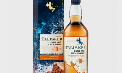 New Sustainable Packaging Upgrade for Talisker Whiskey