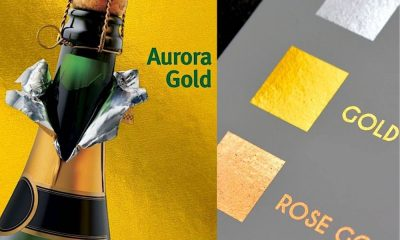 In Packaging, All That Glitters Is Gold