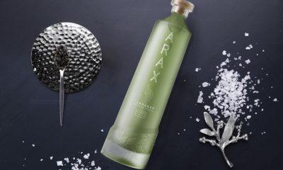 Arax Vodka Brand Unveils New Glass Packaging
