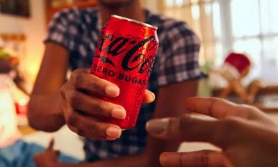 Coke Zero's New Recipe Comes with Packaging Update
