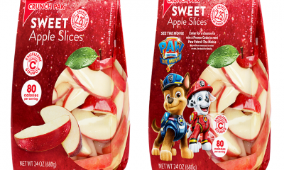 Crunch Pak Adds Gusseted Bags to Packaging Options