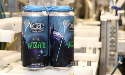 Motion Graphics Play Starring Role in Confluence Brewing Company's New Label Design