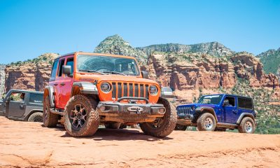 """Jeep Named """"America's Most Patriotic Brand"""" for 19th Straight Year"""