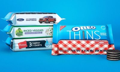 Oreo Disguises Own Product with Other Brands' Logos in Clever Packaging Concept
