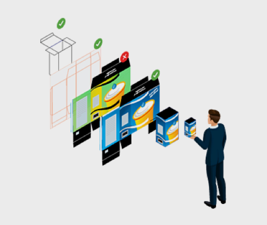 illustration-of-man-shopping-online