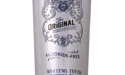 Toothpaste Brand Opens Wallet in Switch to Aluminum Tubes
